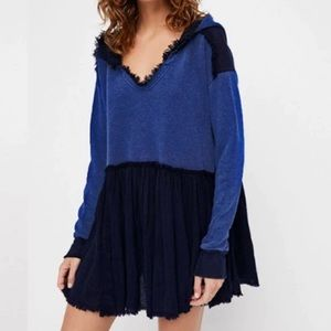Dresses & Skirts - 🌌 oversized pullover hoodie dress
